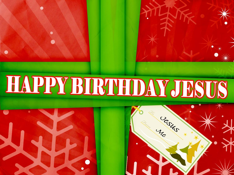 TRC Newsletter – Happy Birthday Jesus Invitations