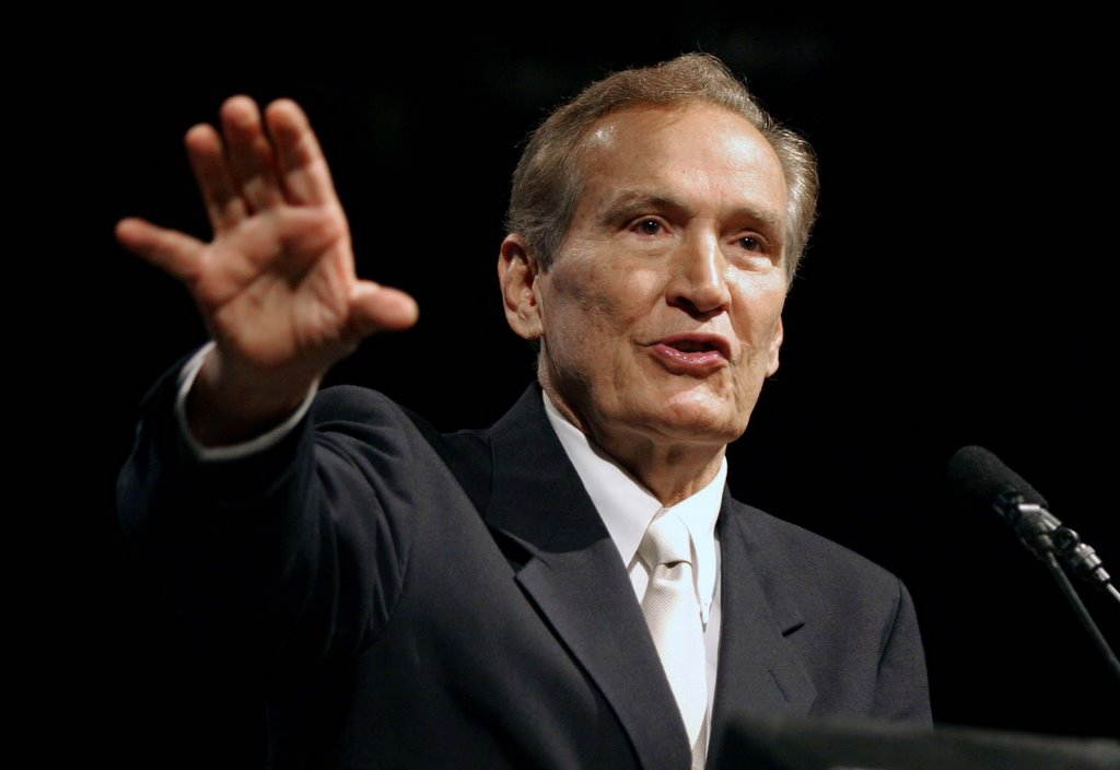 Dr Adrian Rogers on Reformed