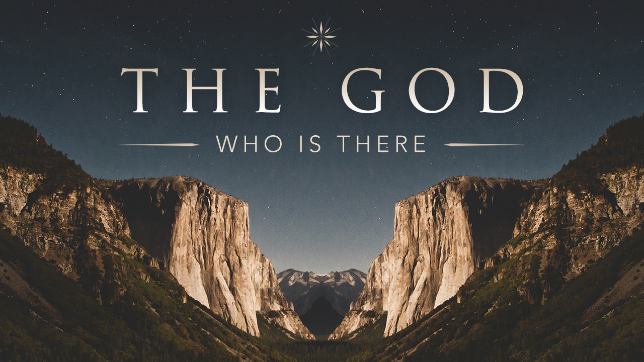 the god who is there pdf